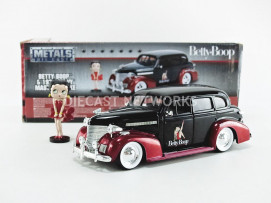 CHEVROLET CHEVY MASTER DELUXE 1939 - BETTY BOOP