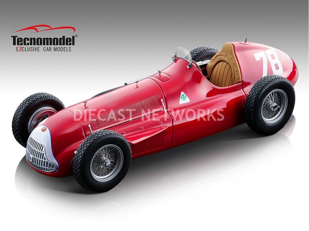 ALFA-ROMEO ALFETTA 159 M - GERMAN GP 1951