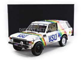 LAND ROVER RANGE ROVER - WINNER PARIS DAKAR 1981