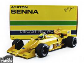 LOTUS HONDA 99T - WINNER MONACO 1987