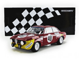 ALFA-ROMEO GTA 1300 JUNIOR - WINNER PAUL RICARD 1971