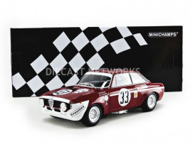 ALFA-ROMEO GTA 1300 JUNIOR - WINNER 4H JARAMA 1972