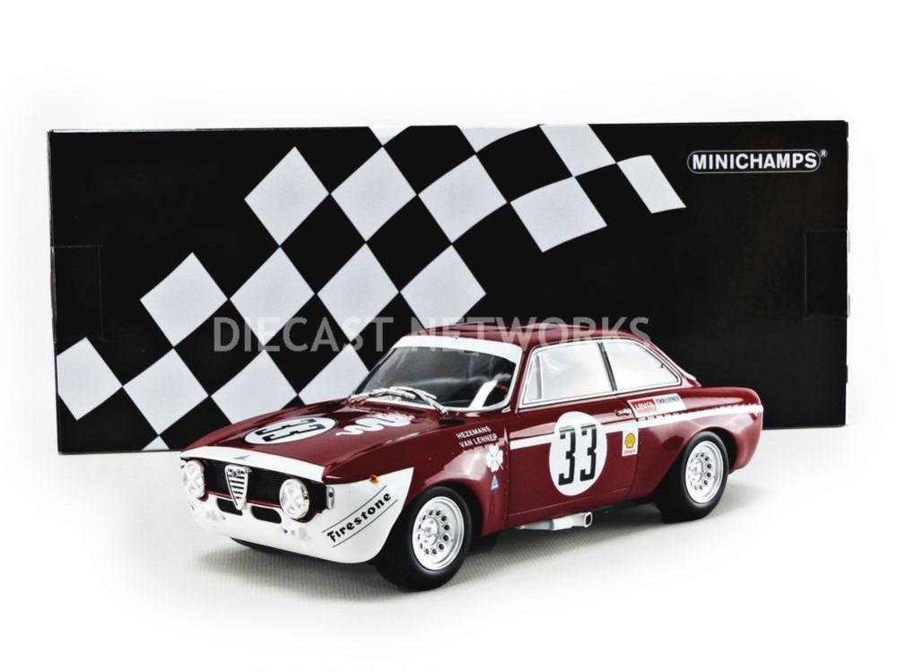 ALFA-ROMEO GTA 1300 JUNIOR - WINNER 4H JARAMA 1972