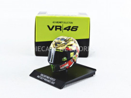 AGV CASQUE MOTO GP MISANO - 2012