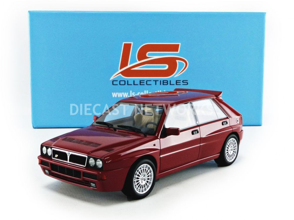 LANCIA DELTA INTEGRALE EVOLUTION II - 1993