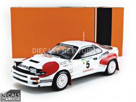TOYOTA CELICA GT 4 ST185 - RALLYE DU PORTUGAL 1992