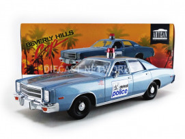 PLYMOUTH FURY DETROIT POLICE - BEVERLY HILLS COP 1984