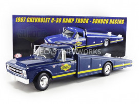 CHEVROLET C-30 RAMP TRUCK - SUNOCO RACING 1967