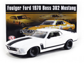 FORD MUSTANG BOSS 302 - TRANS AM 1969