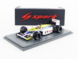 WILLIAMS FW11 - WINNER GP BELGIQUE 1986