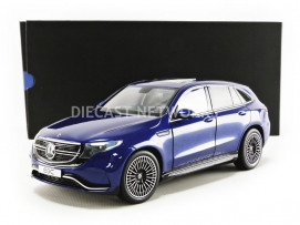 MERCEDES-BENZ EQC 400 4MATIC (N293) - 2019