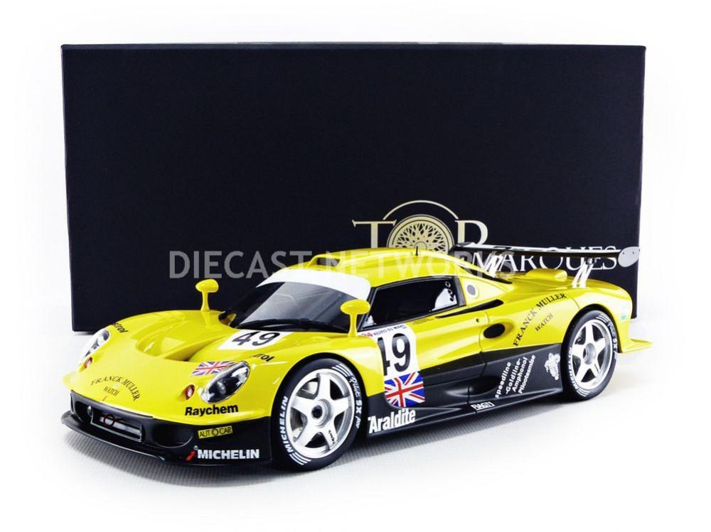 LOTUS ELISE GT1 - LE MANS 1997