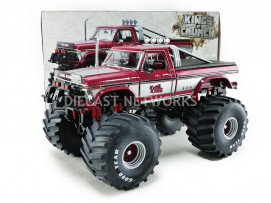 FORD F 250 MONSTER TRUCK - KING OF CRUNCH - 1975