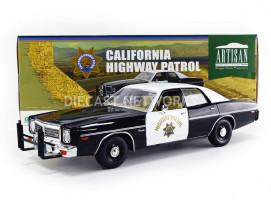 DODGE CORONET - CALIFORNIA HIGHWAY PATROL 1975
