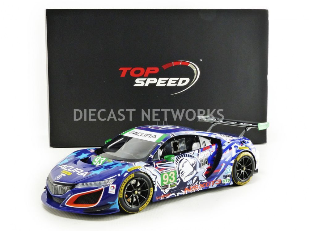 ACURA NSX GT3 - IMSA CHAMPIONSHIP 2017