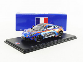 ALPINE A110 CUP - CHAMPION EUROPA CUP 2018
