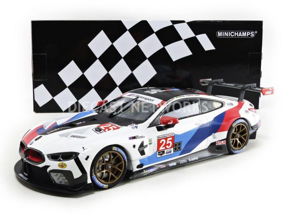 BMW M8 GTE - WINNER CLASS DAYTONA 2019
