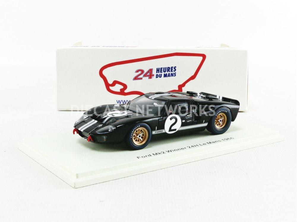 FORD GT40 MK II - WINNER LE MANS 1966