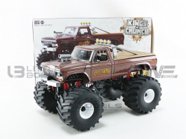 FORD F 250 MONSTER TRUCK - KING OF CRUNCH - 1979