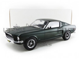 FORD MUSTANG FASTBACK - 1968
