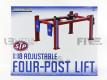 ACCESSOIRES PONT ELEVATEUR 4 COLONNES - STP