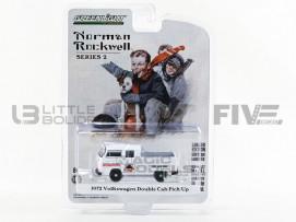 VOLKSWAGEN TYPE 2 DOUBLE CAB PICK - NORMAN ROCKWELL SERIES 2