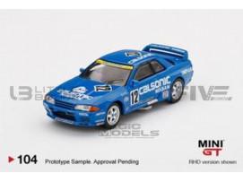 NISSAN SKYLINE GT-R R32 GR. A - CALSONIC - 1993