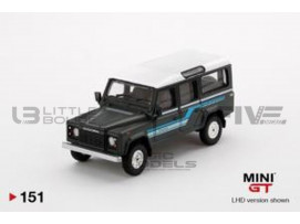 LAND ROVER DEFENDER 110 - COUNTY STATION WAGON LHD