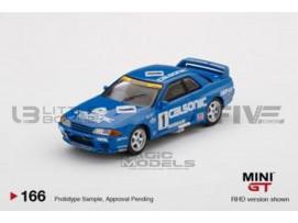 NISSAN SKYLINE GT-R R32 GR. A. NUM1 CALSONIC - 1991