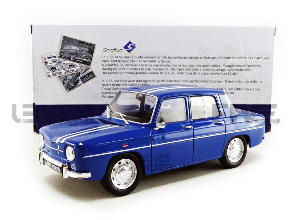 RENAULT 8 GORDINI 1100 - 1967