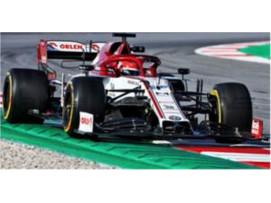 ALFA-ROMEO RACING C39 - PRE TEST F1 2020