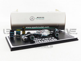 MERCEDES-BENZ F1 W10 EQ POWER+ - GP USA 2019
