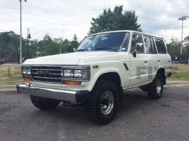 TOYOTA LAND CRUISER - J60 - 1987