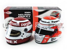 CASQUE PIQUET SENIOR F1 1981 - JUNIOR FE 2019