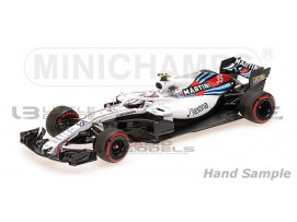 WILLIAMS FW41 MERCEDES - 2018