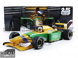 BENETTON FORD B192 - GP MONACO 1992