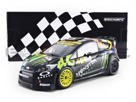 FORD FIESTA RS WRC - WINNER MONZA RALLY 2012
