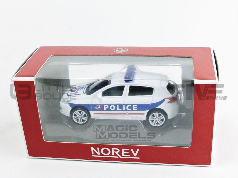 PEUGEOT 308 - POLICE