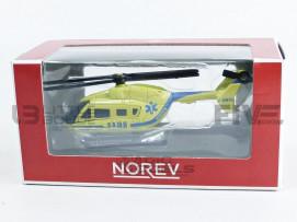 HELICOPTER EC145 LE DRAGON 67 SAMU MEDECIN - 2011