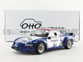 ALPINE A110 GR.5 - RALLYE CROSS 1977