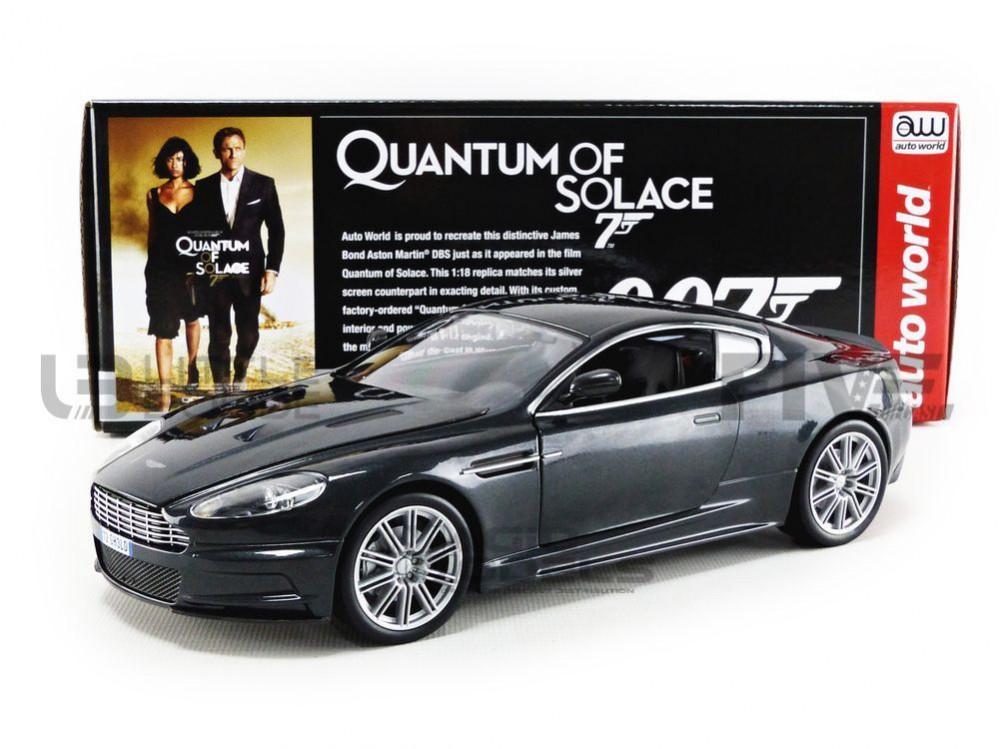 Auto World 1 18 Aston Martin Dbs James Bond Quantum Of Solace Awss123 Ebay