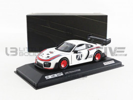 PORSCHE 935 MARTINI BASED ON 991 II GT2 RS - 2018