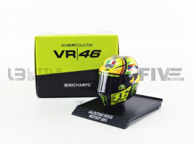 AGV CASQUE ROSSI - MOTO GP 2013