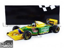 BENETTON FORD B193B - GP CANADA 1993