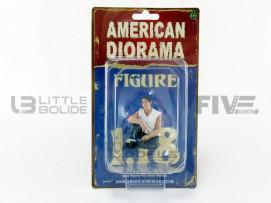 FIGURINES FIGURINE 50S - 5