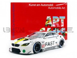 BMW M6 GTLM - ART CARS - JOHN BALDESSARI 2017