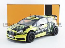 FORD FIESTA RS WRC - RALLYE DE MONZA 2015