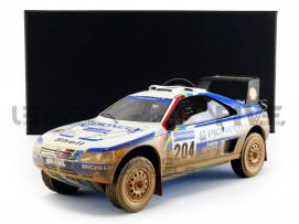 PEUGEOT 405 T16 - WINNER PARIS DAKAR 1989