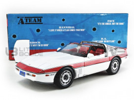 CHEVROLET CORVETTE C4 COUPE - A TEAM - 1984