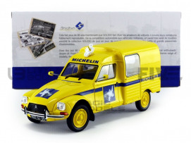 CITROEN ACADIANE - MICHELIN 1984